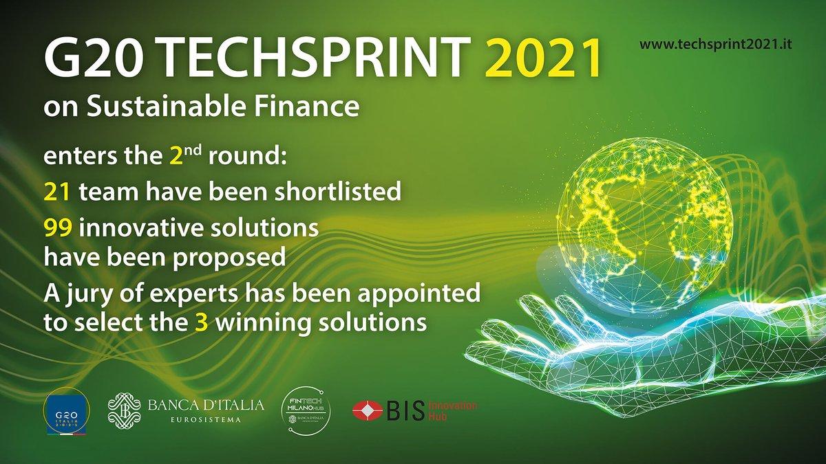 G20 Techsprint 2021